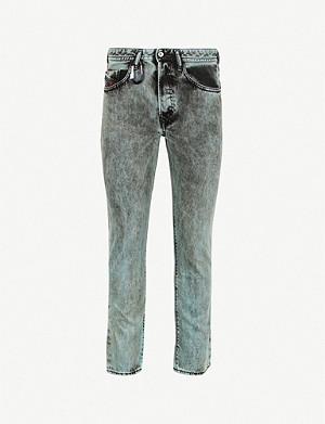 DIESEL Buster regular-fit straight jeans