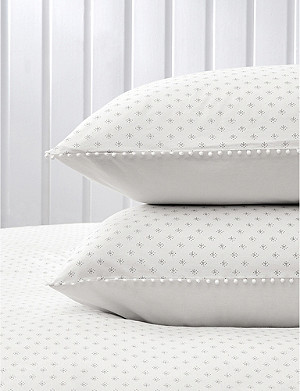 THE WHITE COMPANY Avignon printed cotton pillow case