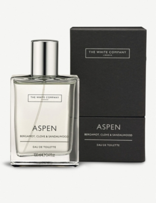 THE WHITE COMPANY Aspen eau de toilette 100ml