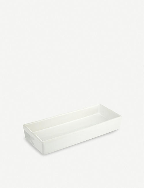 THE WHITE COMPANY: Ceramic rectangular container