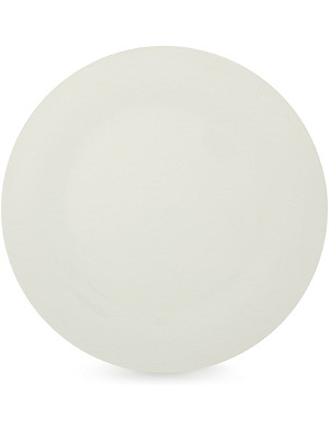 THE WHITE COMPANY Symons Bone China dinner plate 28cm