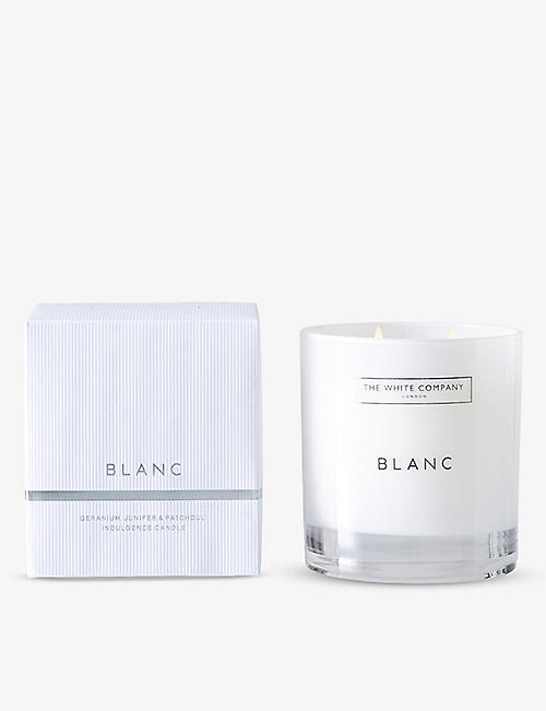 THE WHITE COMPANY: Blanc scented candle 280g