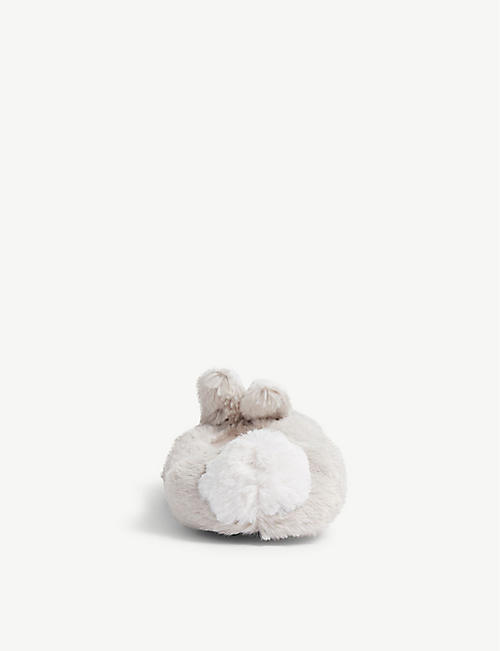 THE LITTLE WHITE COMPANY Bunny slippers