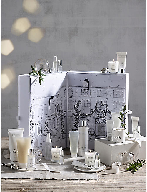 THE WHITE COMPANY 2019 Advent calendar