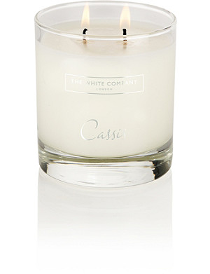 THE WHITE COMPANY Cassis scented candle 280g