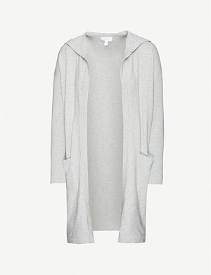 THE WHITE COMPANY Lounge cotton-blend cardigan