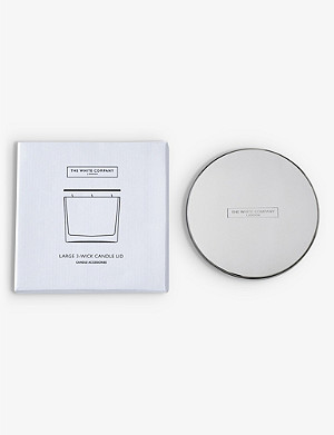 THE WHITE COMPANY Large candle lid