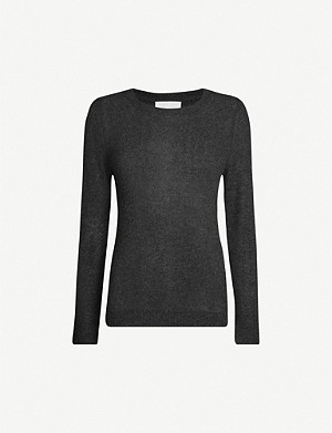 THE WHITE COMPANY Cashmere layering jumper