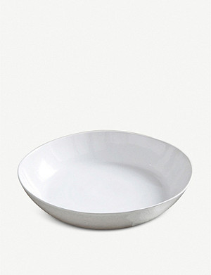 THE WHITE COMPANY Portobello stoneware pasta bowl