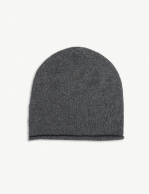 THE WHITE COMPANY Cashmere sparkle beanie