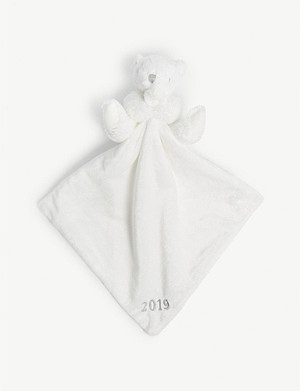 THE LITTLE WHITE COMPANY 2019 熊棉被