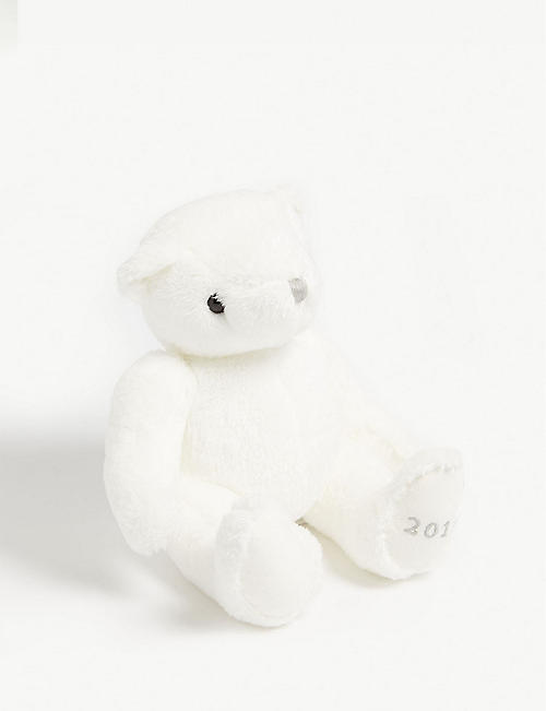 THE LITTLE WHITE COMPANY 2019 teddy bear