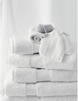 THE WHITE COMPANY Luxury Egyptian cotton super jumbo towel
