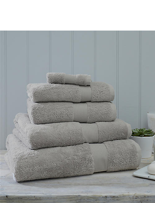 THE WHITE COMPANY Luxury egyptian cotton bath towels