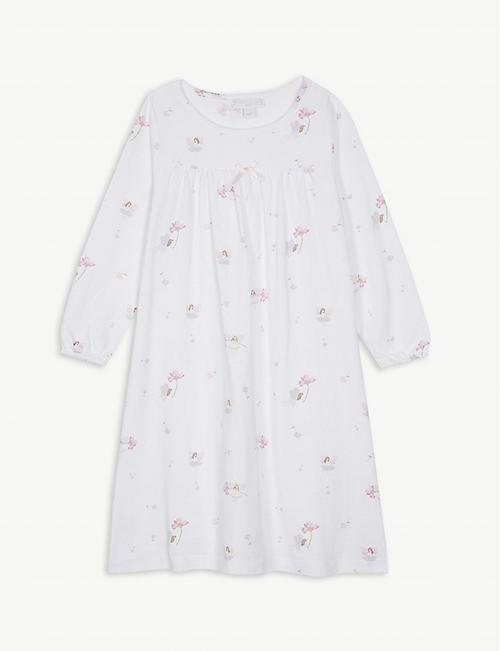 THE LITTLE WHITE COMPANY Eva fairy nightdress 0-24 months 28e33d486
