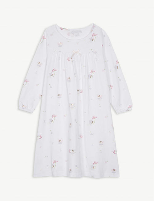 THE LITTLE WHITE COMPANY Eva fairy nightdress 0-24 months
