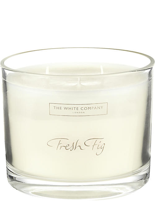THE WHITE COMPANY: Fresh Fig large candle