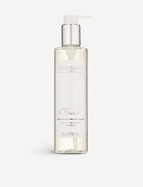 THE WHITE COMPANY: Flowers hand wash 250ml