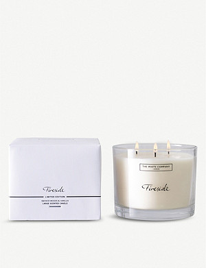 THE WHITE COMPANY Fireside large scented candle 770g