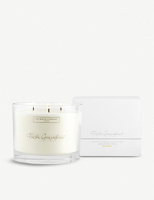THE WHITE COMPANY Fresh Grapefruit scented candle 770g