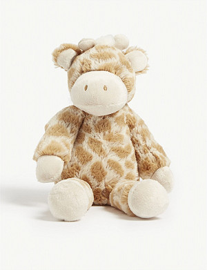 THE LITTLE WHITE COMPANY Gigi the Giraffe soft toy 40cm