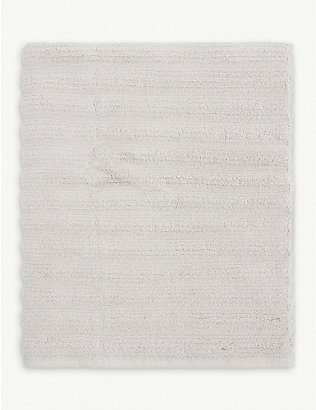 THE WHITE COMPANY: Hydrocotton bath mat 50cm x 80cm