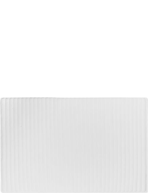 THE WHITE COMPANY: Hydrocotton bath mat 80cm x 50cm