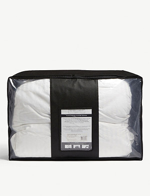 THE WHITE COMPANY Hungarian goose down and feather 10.5 tog double duvet