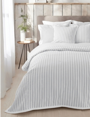 THE WHITE COMPANY Logan double duvet 200cm x 200cm