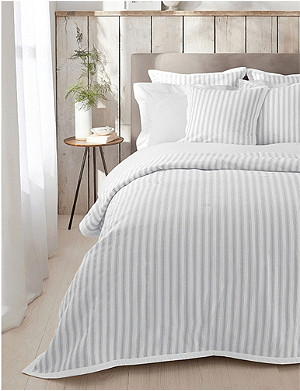 THE WHITE COMPANY Logan single duvet
