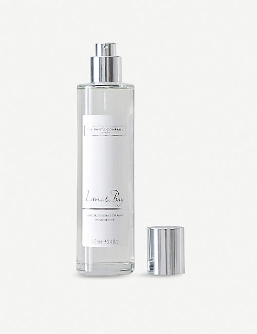 THE WHITE COMPANY Lime and Bay home spray 100ml