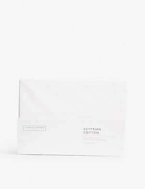 THE WHITE COMPANY Egyptian cotton pillowcase