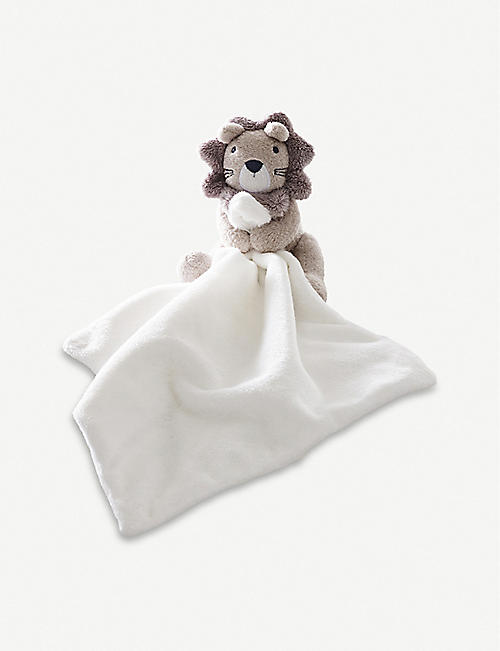 THE LITTLE WHITE COMPANY Lion comforter