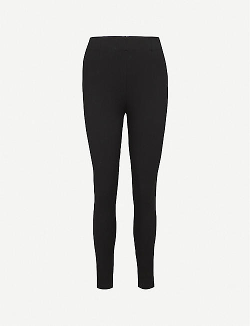 THE WHITE COMPANY: Luxury stretch-jersey leggings