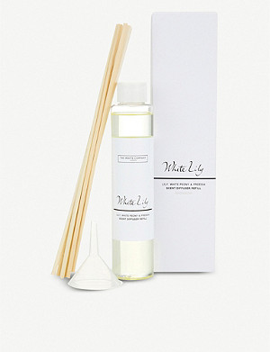 THE WHITE COMPANY White Lily diffuser refill 150ml