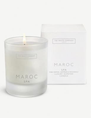 THE WHITE COMPANY Spa Maroc scented candle
