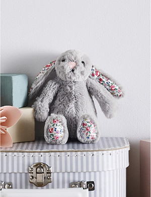 THE LITTLE WHITE COMPANY Jellycat Blossom Bashful Bunny mini toy 14cm