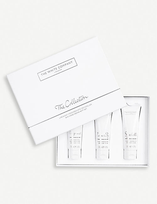 THE WHITE COMPANY Signature Hand Cream Gift Set