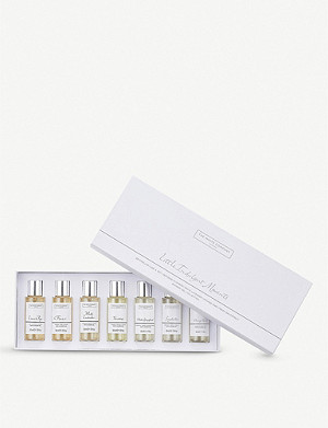 THE WHITE COMPANY Little Indulgent Moments shower gel set of 7