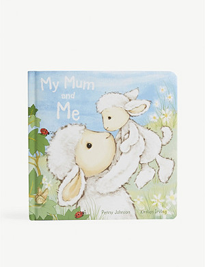 THE LITTLE WHITE COMPANY My Mum and Me story book
