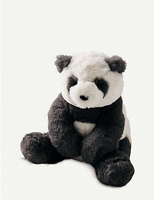 THE LITTLE WHITE COMPANY: Jellycat Panda Cub medium toy