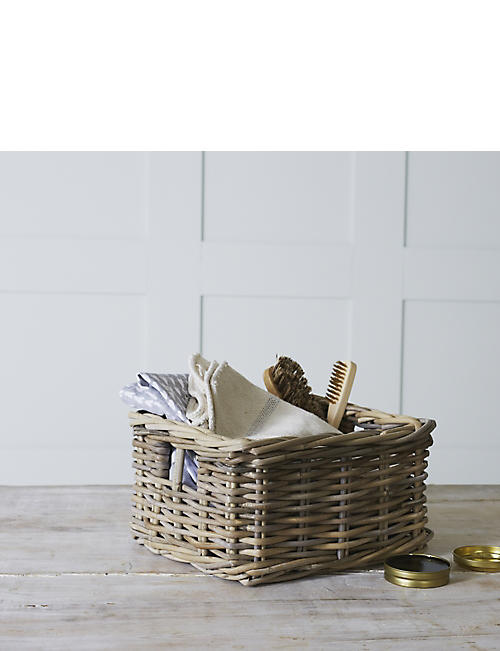 THE WHITE COMPANY Kubu multi-purpose basket