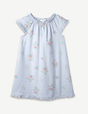 THE LITTLE WHITE COMPANY Rosie 棉睡裙 1- 12 岁