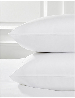 THE WHITE COMPANY Savoy housewife pillowcase 90cm x 50cm