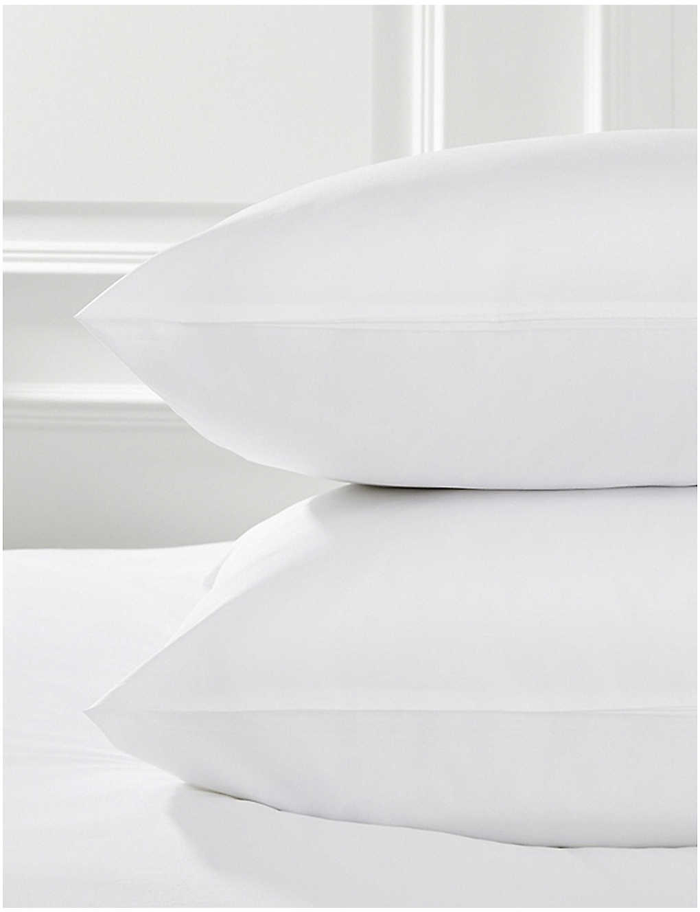 THE WHITE COMPANY: Savoy housewife pillowcase 90cm x 50cm