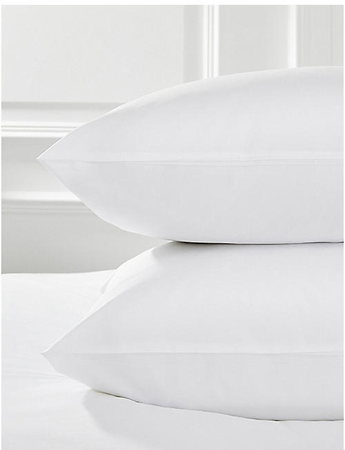 THE WHITE COMPANY: Savoy housewife pillowcase 75cm x 50cm