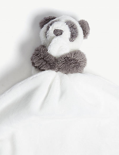 THE LITTLE WHITE COMPANY Panda comforter