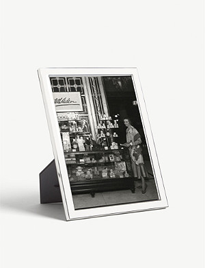 THE WHITE COMPANY Resin photo frame 8x10""