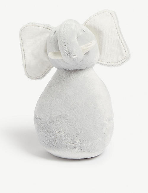 THE LITTLE WHITE COMPANY Rocking Kimbo soft toy