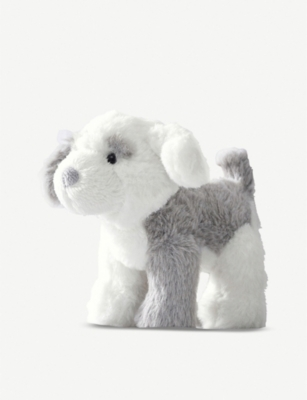 THE LITTLE WHITE COMPANY Sheepdog soft toy 13cm